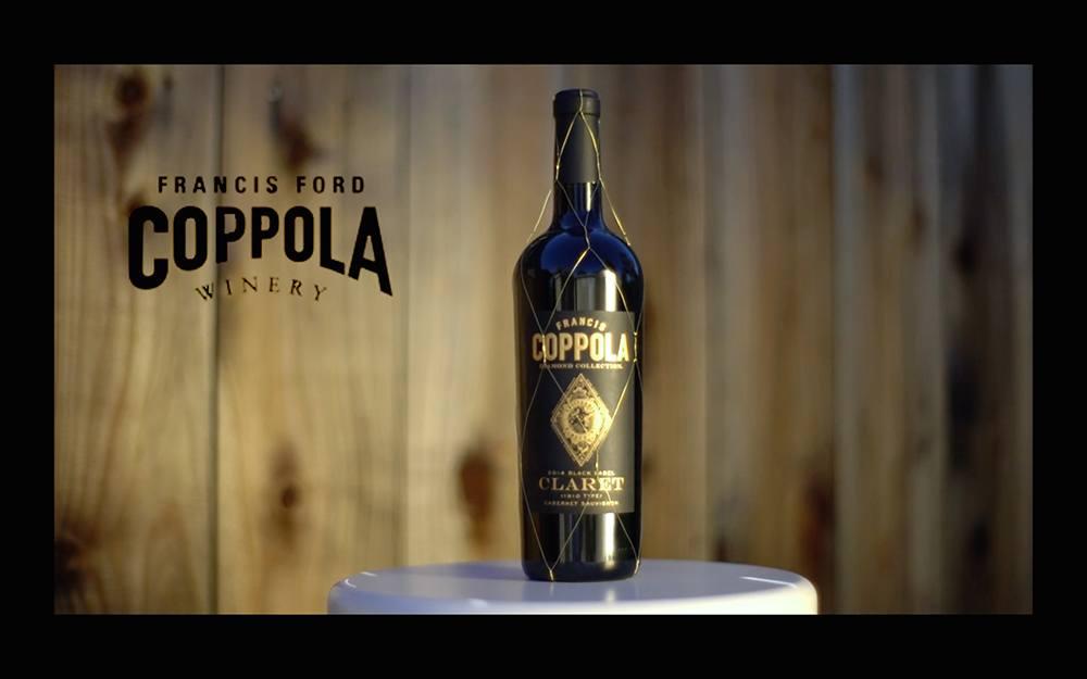 Coppola Wine Product Shot
