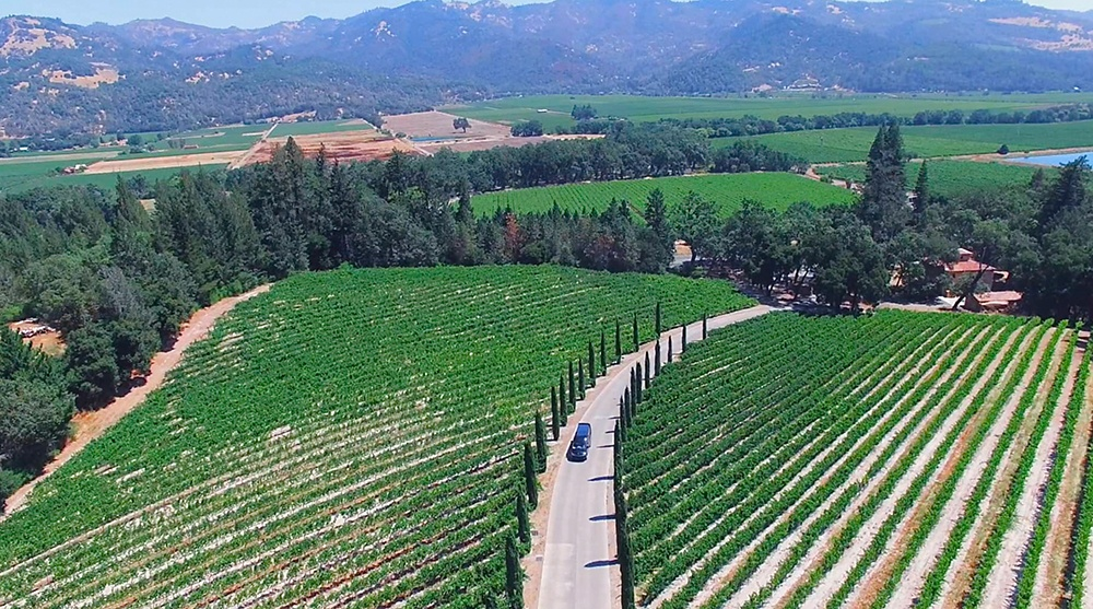 Napa Valley Wine Country Tours (Commerical)