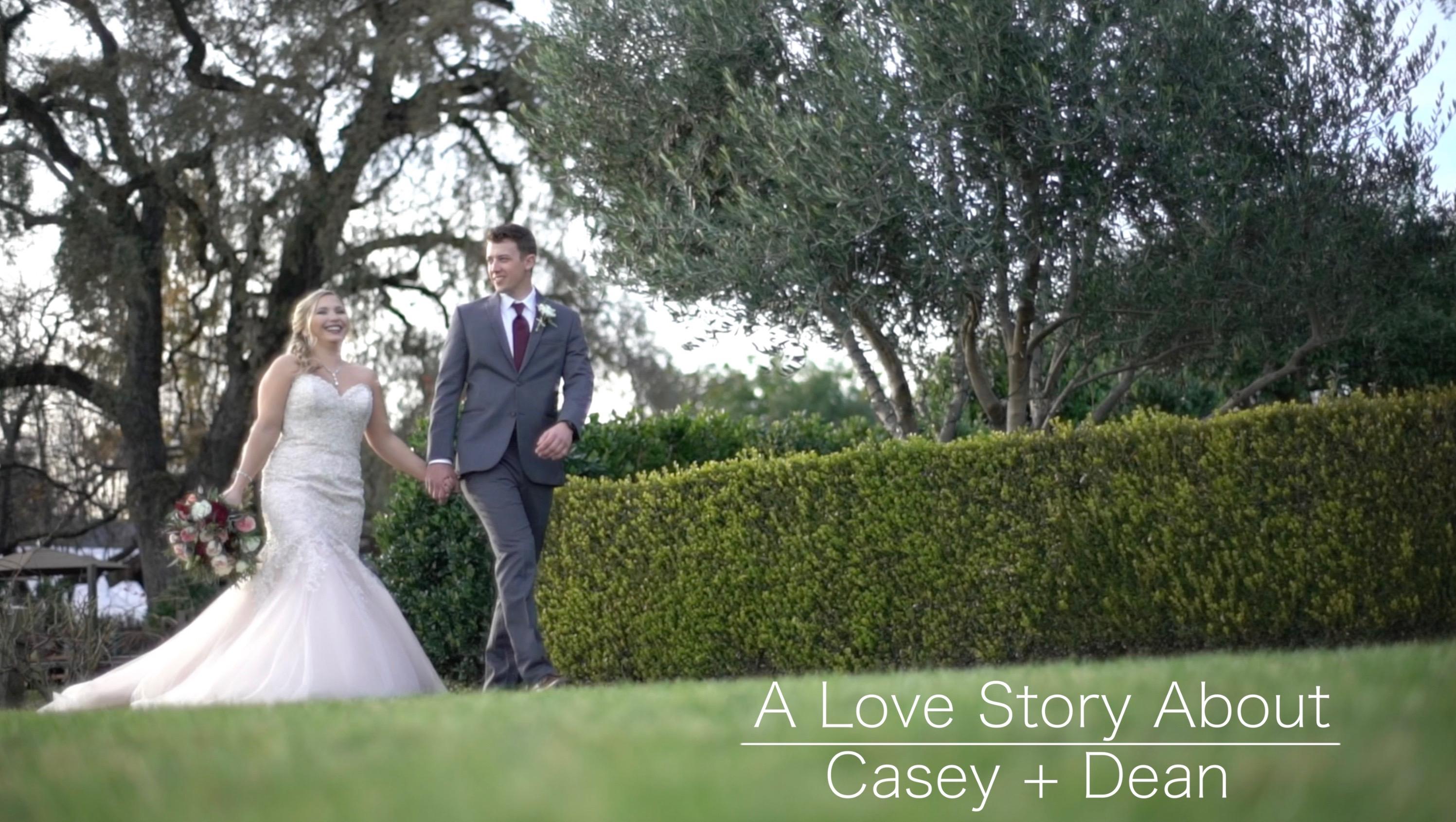 Casey + Dean